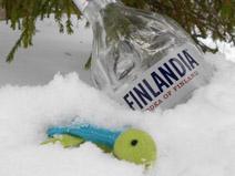 Каникулы Упыря в Финляндии